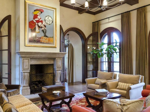 $18.5 Million European Country Estate in California 6