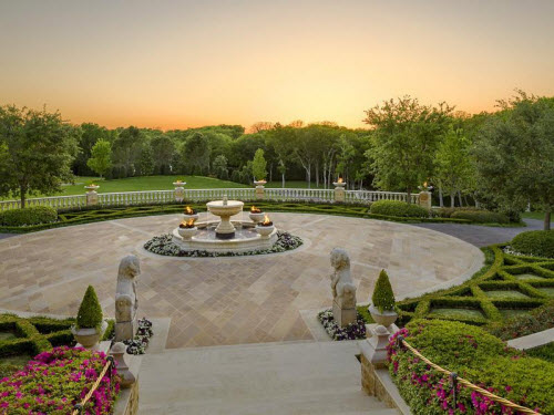 $19.5 Million Extraordinary Mansion in Dallas Texas 2