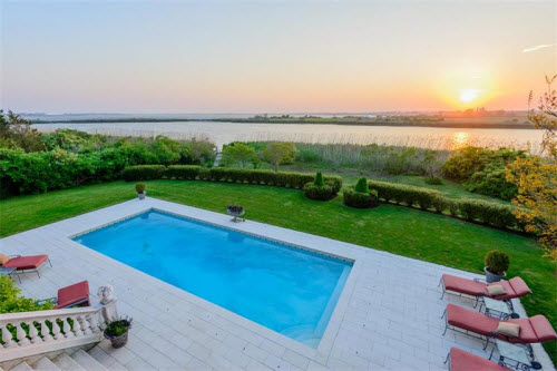 $19.9 Million Mediterranean Mansion in Bridgehampton New York 6