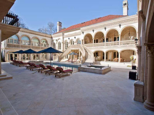 $19.9 Million Palatial Masterpiece in Atlanta Georgia 16