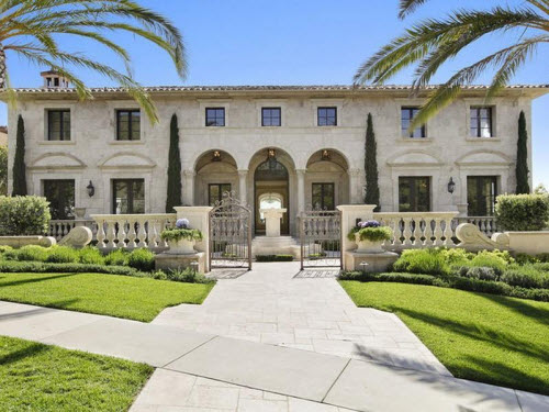 $22.8 Million Ocean View Estate in Newport Coast California 2