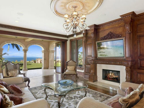 $22.8 Million Ocean View Estate in Newport Coast California 7