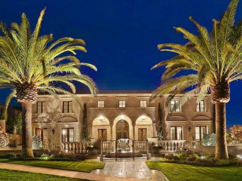 $22.8 Million Ocean View Estate in Newport Coast California