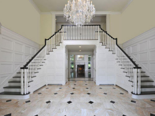 $3.8 Million Georgian Mansion in New Jersey 7