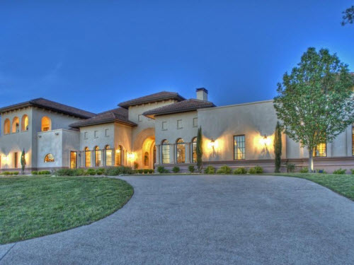 $3.8 Million Majestic Mansion in Texas 2