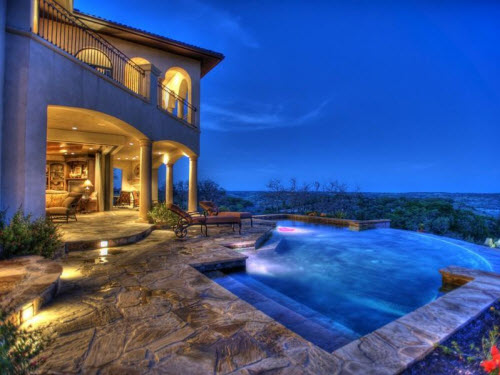 $3.8 Million Majestic Mansion in Texas