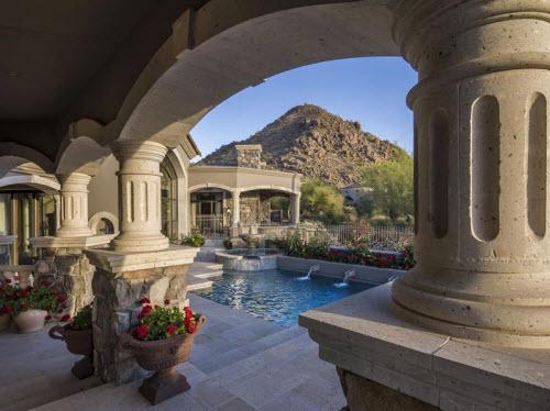 Estate Of The Day 5 1 Million Tuscan Estate In Arizona