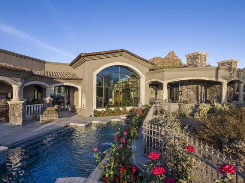 $5.1 Million Tuscan Estate in Arizona 9