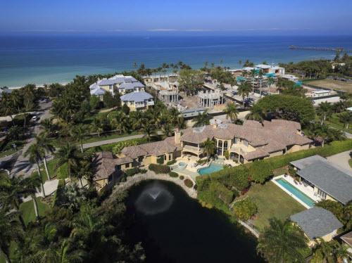 $6.9 Million Magnificent Estate in Naples Florida 15