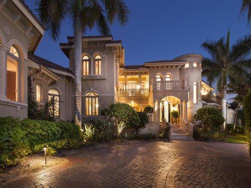 $6.9 Million Magnificent Estate in Naples Florida 2