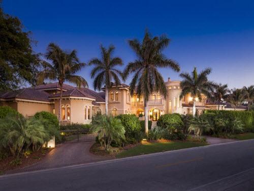 $6.9 Million Magnificent Estate in Naples Florida