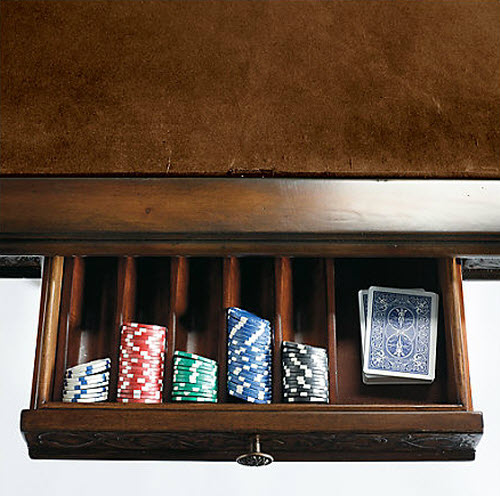 Frontgate Saratoga Game Table and Chairs 4