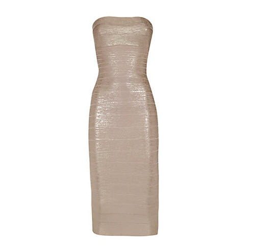 Herve Leger Sianna Bandage Dress
