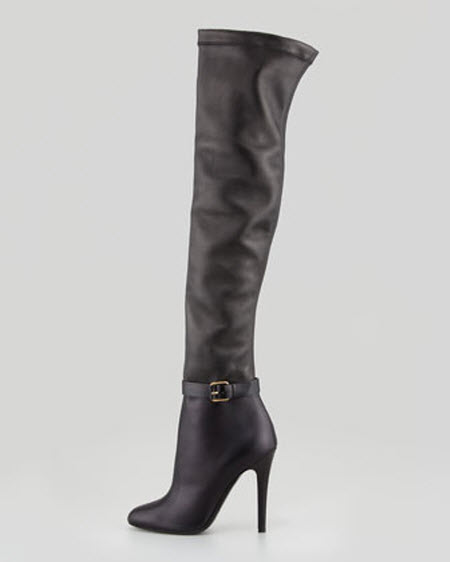 Jimmy Choo Tamba Stretch Over-the-Knee Boot 2