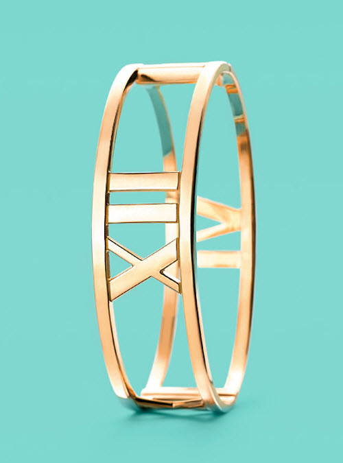 Meet The Atlas Collection from Tiffany & Co.