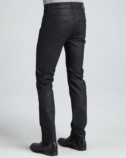 Versace Collection Slim-Fit Moto Denim 2