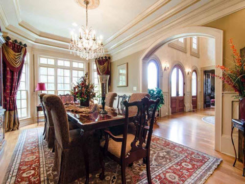 $1.9 Million La Rosa Estate in Alpharetta Georgia 3