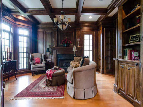 $1.9 Million La Rosa Estate in Alpharetta Georgia 4