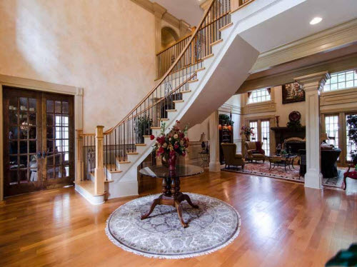 $1.9 Million La Rosa Estate in Alpharetta Georgia 7