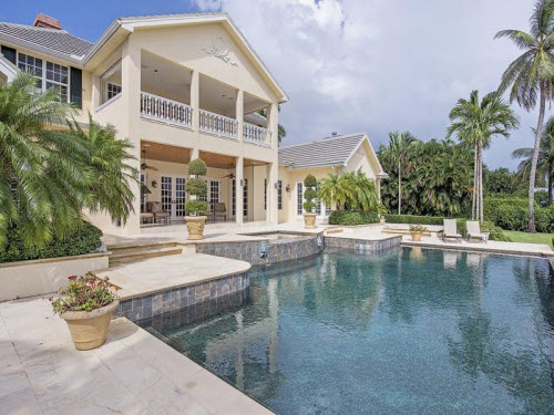 $11.4 Million Classic Southern Style Estate in Naples Florida 12