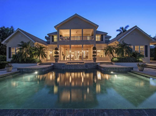 $11.4 Million Classic Southern Style Estate in Naples Florida 13