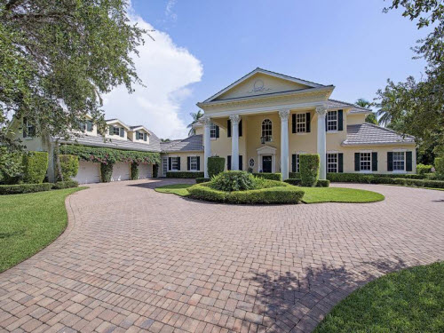 $11.4 Million Classic Southern Style Estate in Naples Florida 14