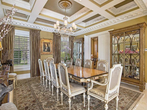 $11.4 Million Classic Southern Style Estate in Naples Florida 5