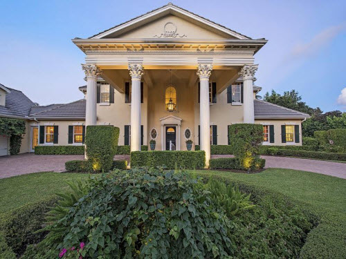 $11.4 Million Classic Southern Style Estate in Naples Florida