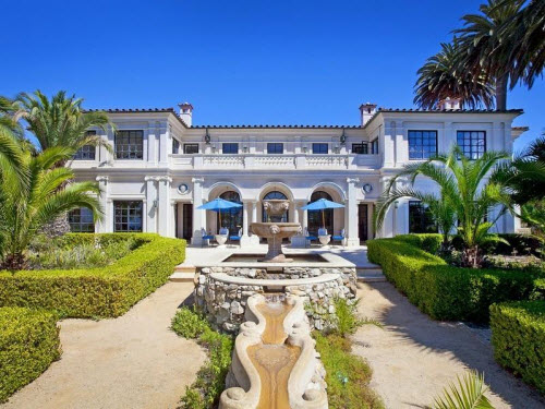 $12 Million Gorgeous Italian Villa in California 12