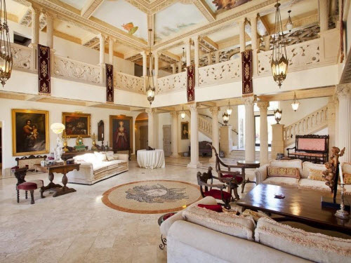 $12 Million Gorgeous Italian Villa in California 3