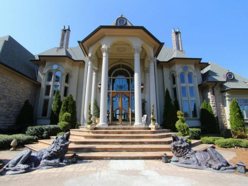 Estate Of The Day 2 8 Million Magnificent Mansion In
