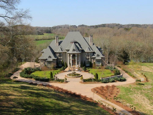 $2.8 Million Magnificent Mansion in Tennessee