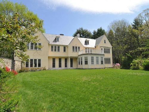 $3.75 Million Millbrook English Manor in Massachusetts 7
