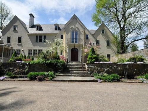 $3.75 Million Millbrook English Manor in Massachusetts