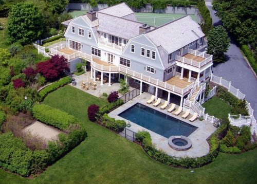 $4.3 Million Estate Combines Classic New England Elegance and Modern Appeal in Rhode Island
