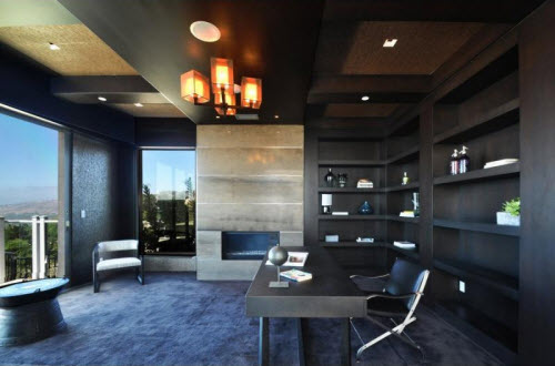 $5.4 Million Modern Contemporary Estate in California 14