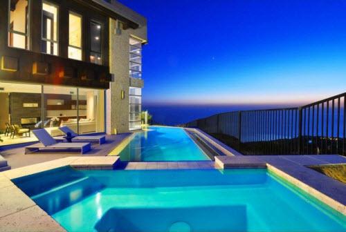$5.4 Million Modern Contemporary Estate in California 16