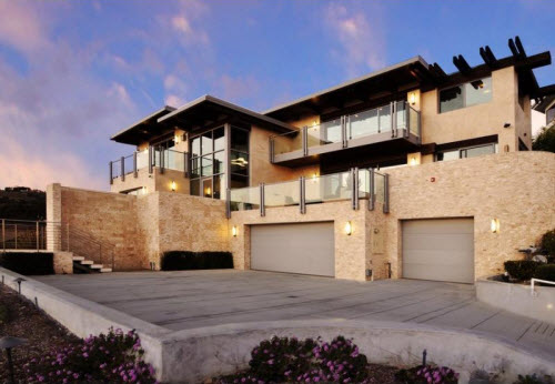 Estate Of The Day 5 4 Million Modern Contemporary Estate