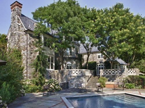 $5.75 Million Artisan Revival Style Mansion in Pennsylvania 18