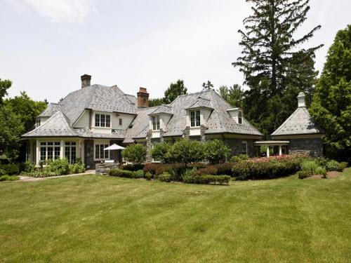 $5.75 Million Artisan Revival Style Mansion in Pennsylvania 3