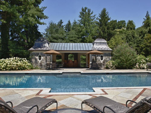 $5.75 Million Artisan Revival Style Mansion in Pennsylvania 5