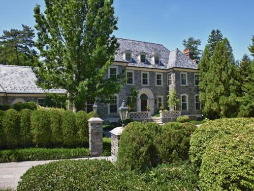 $5.75 Million Artisan Revival Style Mansion in Pennsylvania