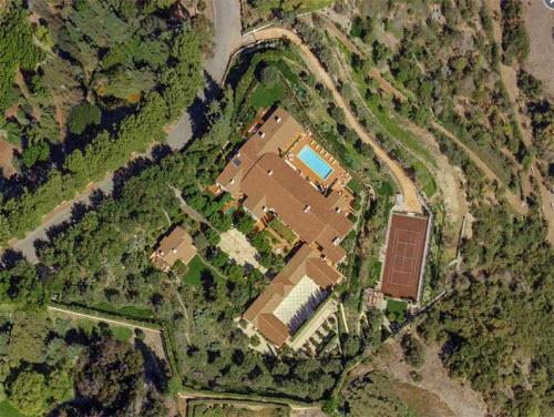 $53 Million Hacienda de la Paz in Los Angeles California 11