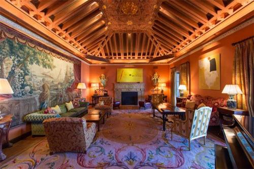 $53 Million Hacienda de la Paz in Los Angeles California 6