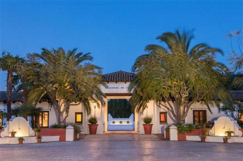 $53 Million Hacienda de la Paz in Los Angeles California
