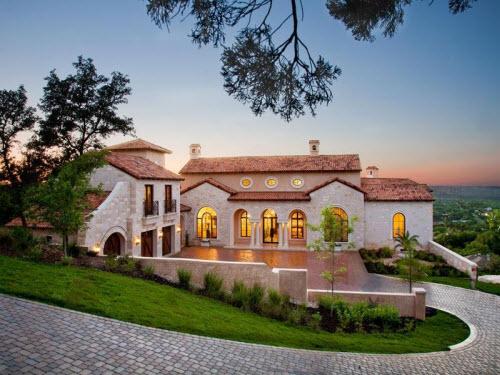 $6.2 Million Villa Ascosa in Austin Texas