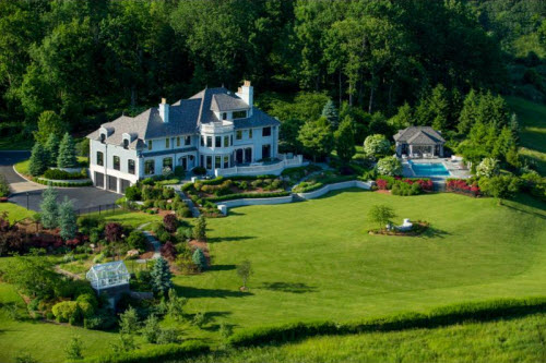 $6.5 Million European Mansion in New Jersey 2