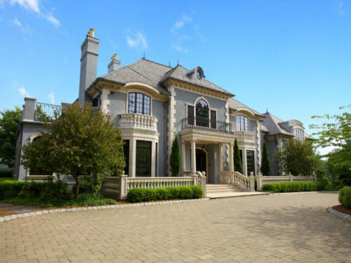 $6.5 Million European Mansion in New Jersey 3