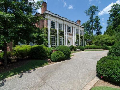 $7.5 Million Georgian Regency Mansion in Atlanta Georgia 2
