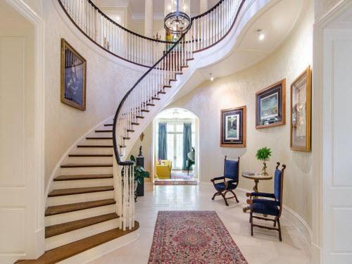 $7.5 Million Georgian Regency Mansion in Atlanta Georgia 3